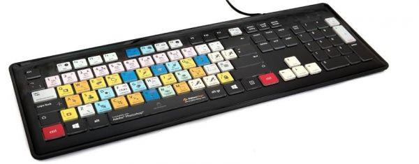 التعرف على لوحة المفاتيح