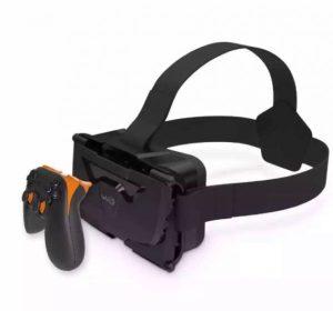 نظارة واقع افتراضي مع يد تحكم تعمل بلوتوث من ليفانت
