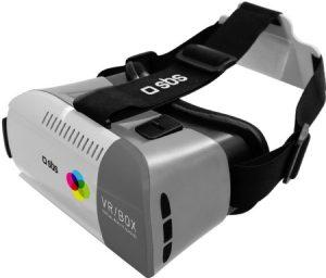 نظارة واقع الافتراضي مع يد تحكم للموبايلات الذكية