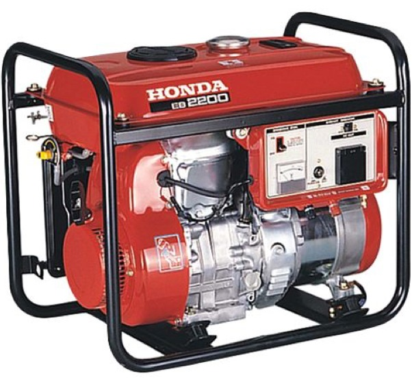 مولد كهرباء هوندا