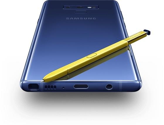 جوال نوت ٩ المواصفات و الأسعار (Samsung note 9)