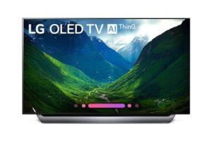 شاشات تلفزيون LG C8 OLED
