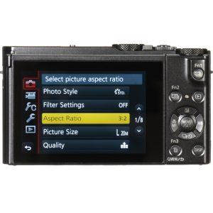 شاشة كاميرا DMC-LX10