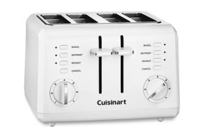 Cuisinart CPT-142 4-Slice Compact Plastic Toasters