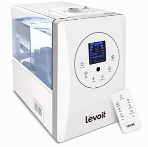 جهاز ترطيب الجو بالموجات فوق الصوتية Levoit LV600HH Hybrid Ultrasonic Humidifier