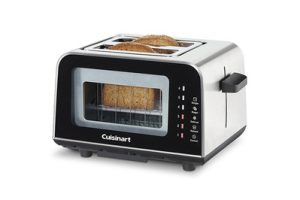 Cuisinart CPT-3000 ViewPro Glass 2 Slice Toaster