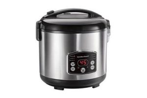 Hamilton Beach Rice and Hot Cereal Cooker