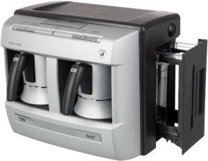 صورة ماكينة صنع قهوة تركي من بيكو