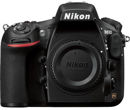 مراجعة كاميرا نيكون D810