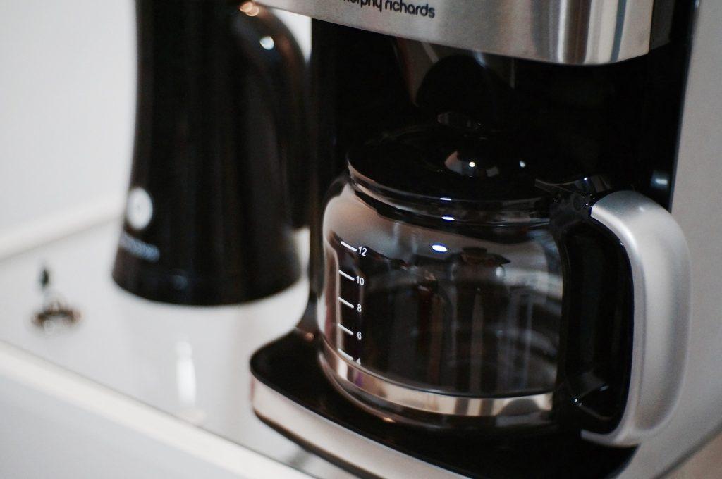 ماكينة القهوة المفلترة