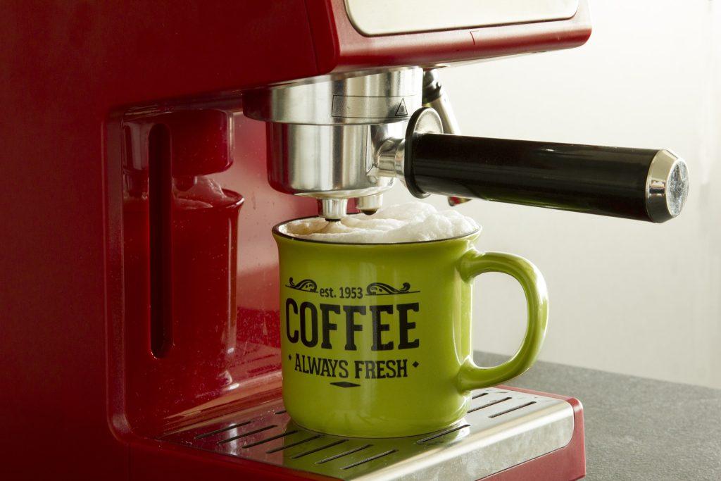 صانعة القهوة و الاسبريسو