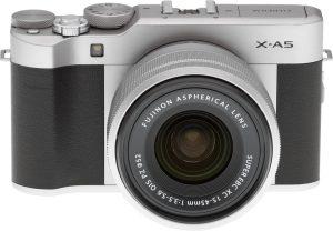 كاميرات Fujifilm X-A5